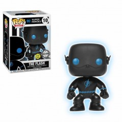 Funko Pop! DC - Justice League - Flash Silhouette GITD ( Exclusive )