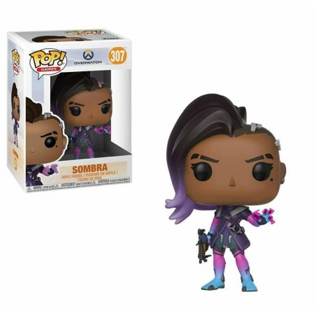 Figurine Pop Sombra (Overwatch)