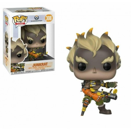Funko Pop! Overwatch - Chacal
