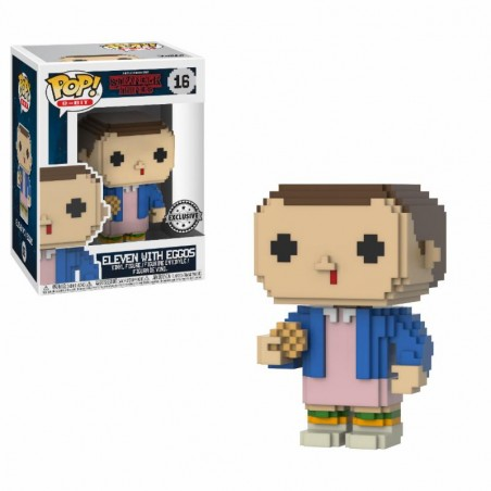 Funko Pop! Stranger Things - Eleven - 8-Bit ( Version Exclusive )