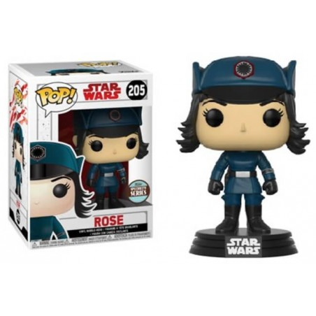 Figurine Pop Rose in Disguise Exclusive (Star Wars The last Jedi)