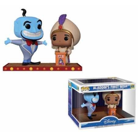 Figurine Pop Aladdin & Le Genie Movie Moment (Disney Aladdin)