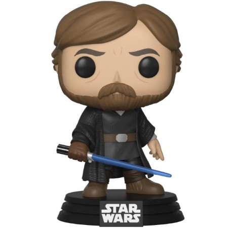 Funko Pop! Star Wars - The last Jedi - Luke Skywalker (Final Battle)