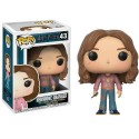 Funko Pop! Harry Potter- Hermione avec retourneur de temps