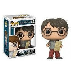 Funko Pop! Harry Potter avec la carte du maraudeur