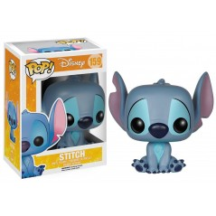 Figurine Pop Stitch Assis (Disney)