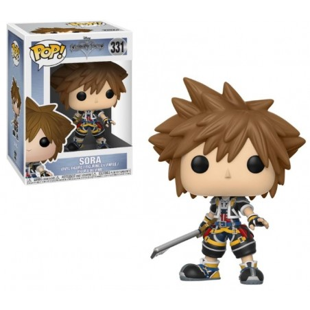 Funko Pop! Kingdom Hearts - Sora