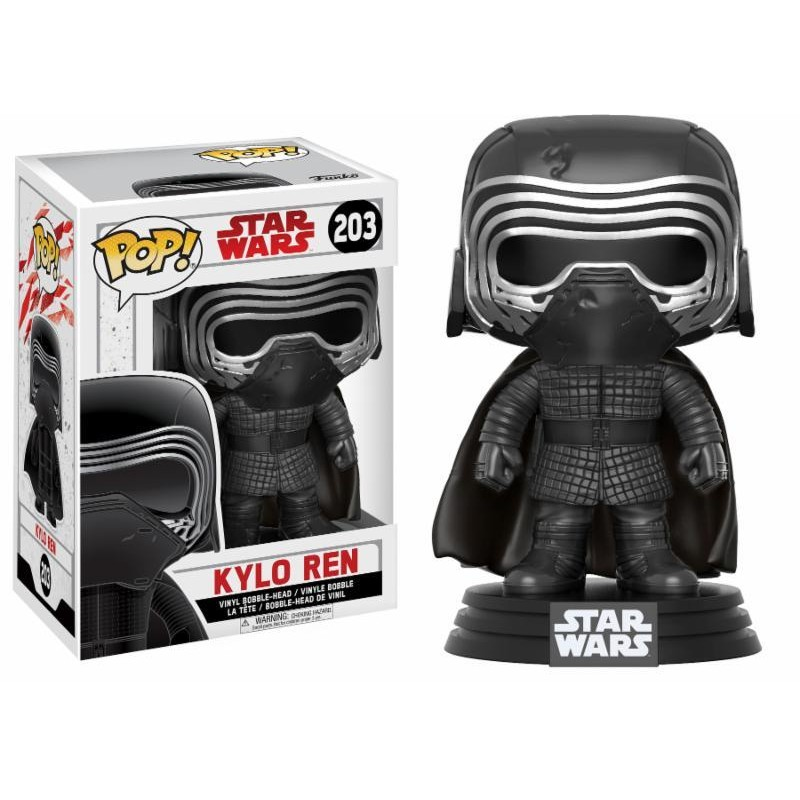 Funko Pop! Star Wars - The last jedi - Kylo Ren Masked