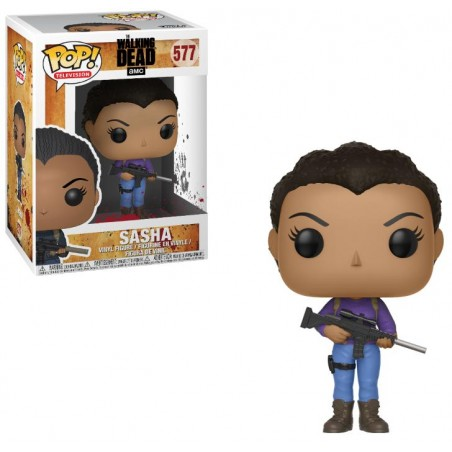 Funko Pop! The Walking Dead - Sacha