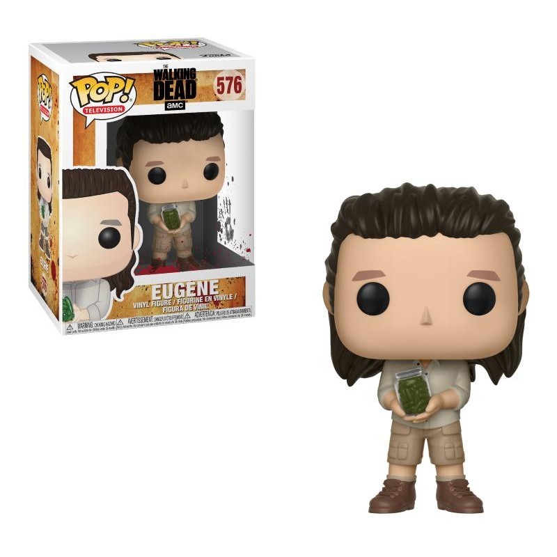 Funko Pop! The Walking Dead - Eugene