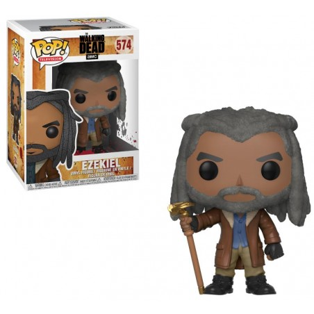 Funko Pop! The Walking Dead - Ezekiel