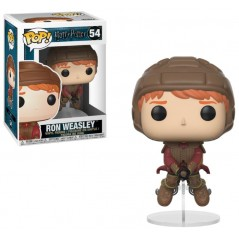 Funko Pop! Harry Potter - Ron Weasley sur son Balai