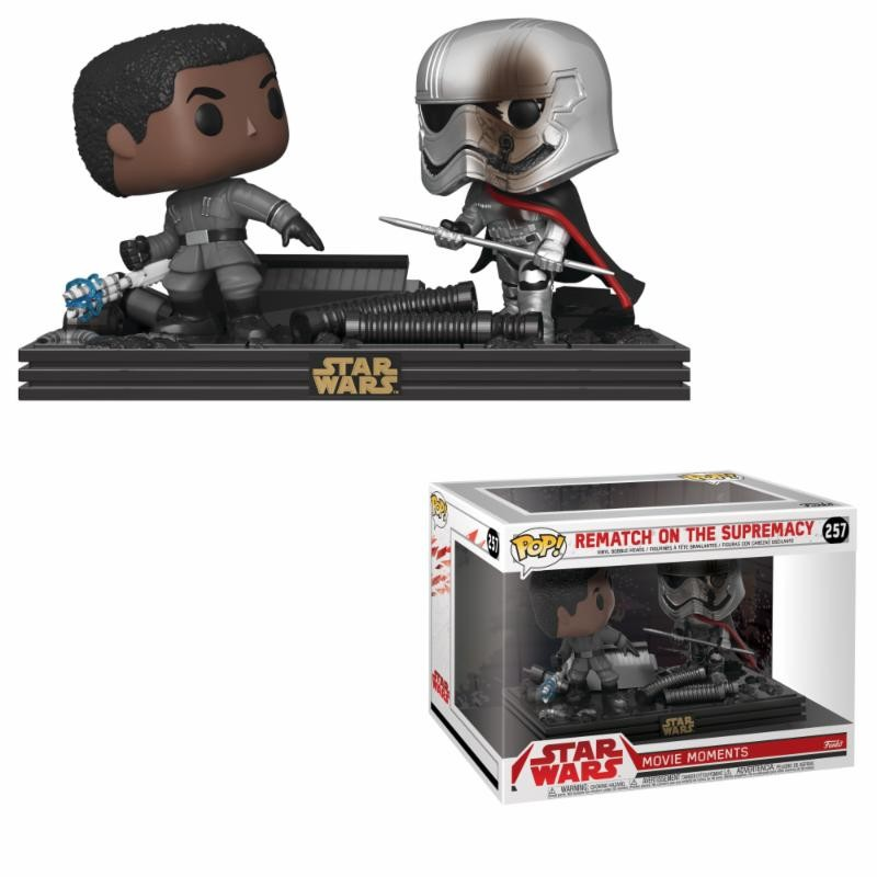 Funko Pop! Star Wars - Movie Moments - Rematch on the Supremacy