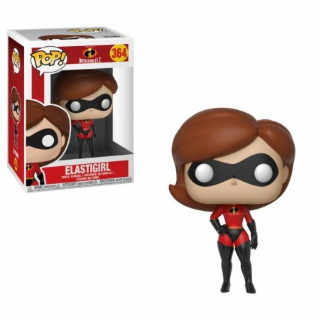 Figurine Pop Elastigirl ( Disney Les Indestructibles 2)