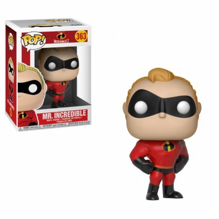 Figurine Pop Mr Indestructible ( Disney Les Indestructibles 2)