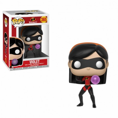Figurine Pop Violet (Disney Les Indestructibles 2)