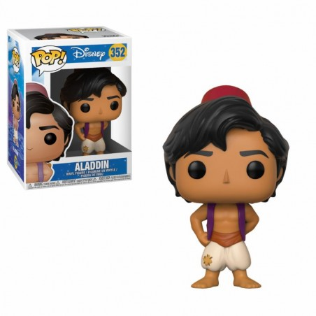 Figurine Pop Aladdin (Disney)