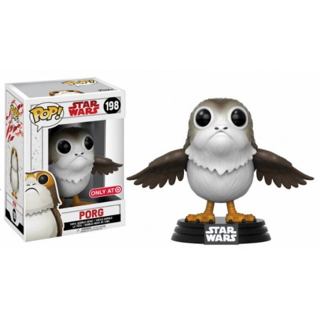 Funko Pop! Star Wars - The last Jedi - Porg ( Exclusive )