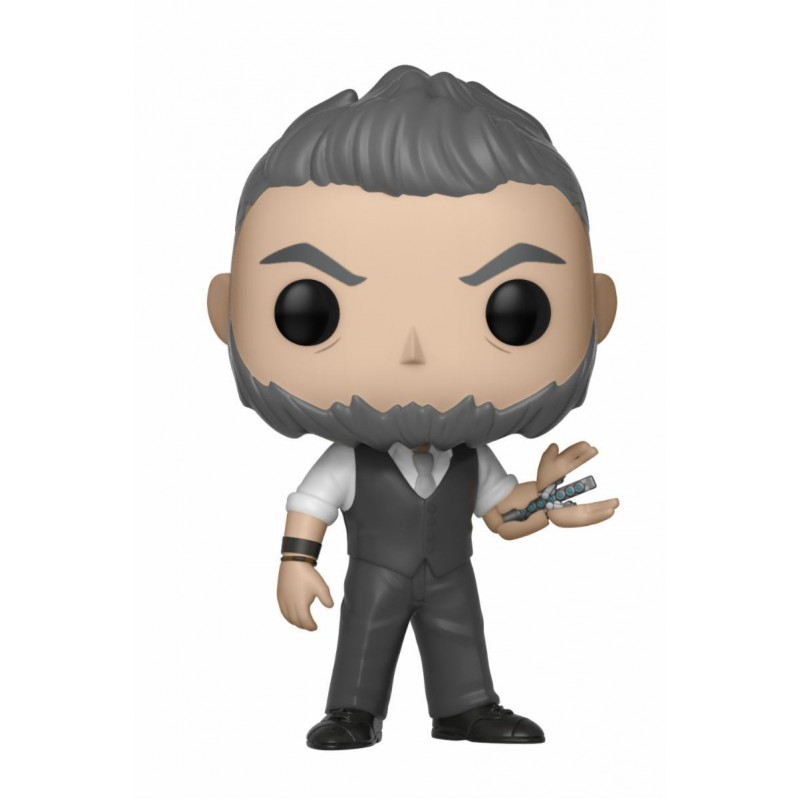 Figurine Pop Ulysses Klaue (Black Panther)