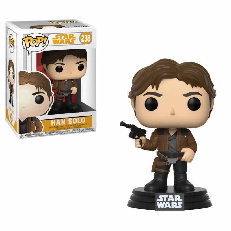 Figurine Pop Han-Solo (Solo: A Star Wars Story)
