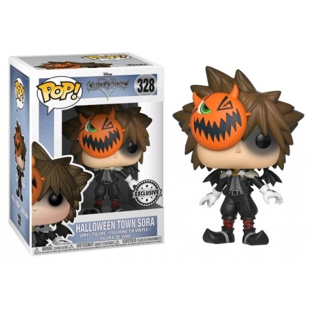 Figurine Pop Halloween Town Sora Exclusive (Kingdom Hearts)