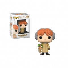 Figurine Pop Ron Weasley avec Mandragore (Harry Potter Herbologie)