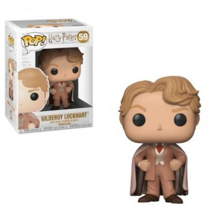 Figurine Pop Gilderoy Lockhart (Harry Potter)