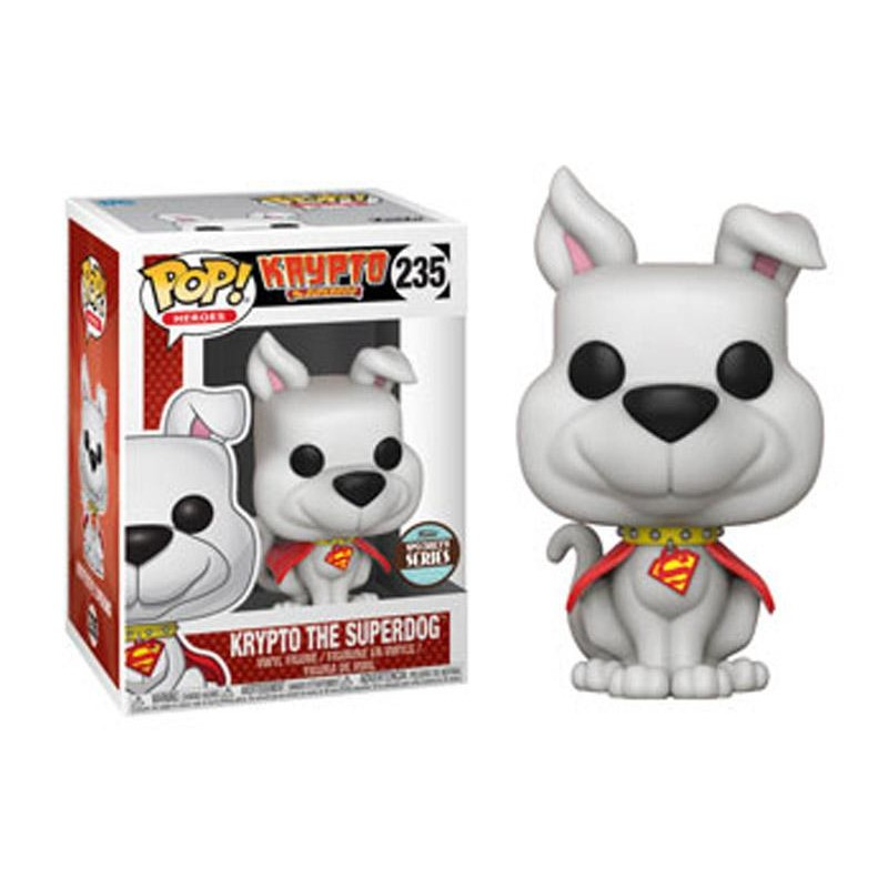 Figurine Pop Krypto Specialty Series (Krypto The Superdog)