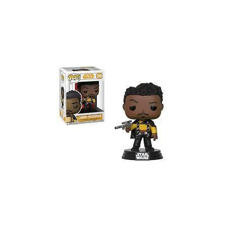 Figurine Pop Lando Calrissian ( Solo : A Star Wars Story)