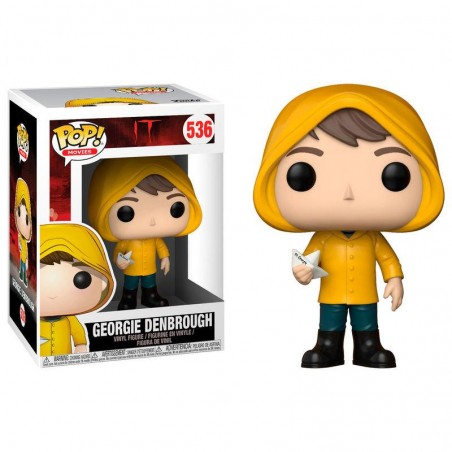 Figurine Pop Georgie with Boat (IT)