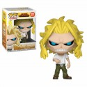 Figurine Pop All Might Affaibli (My Hero Academia)