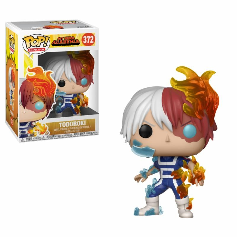 Figurine Pop Shoto Todoroki (My Hero Academia)