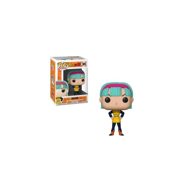 Figurine Pop Bulma (Dragon Ball Z)