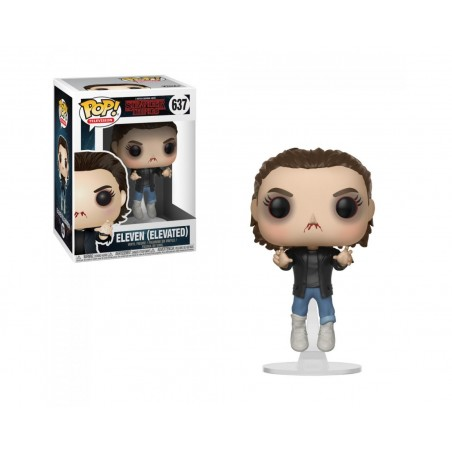 Figurine Pop Eleven en lévitation (Stranger Things)
