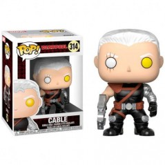 Figurine Pop Cable (Marvel Deadpool)