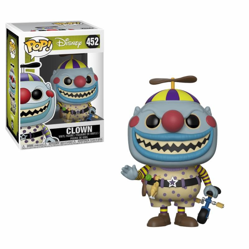 Figurine Pop Clown (Disney L'étrange noel de Monsieur Jack)