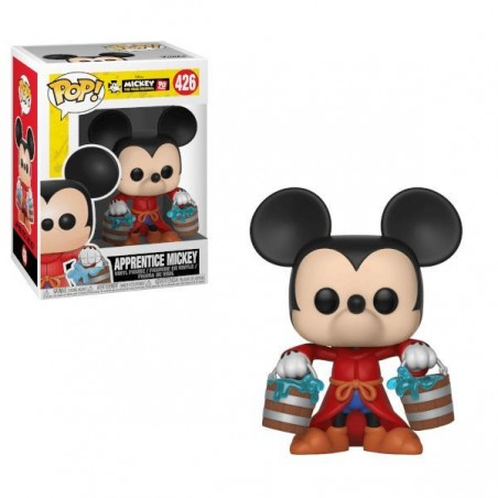 Figurine Pop Mickey l'apprenti sorcier (Disney Mickey 90 ans)