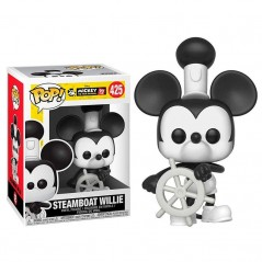 Figurine Pop Steamboat Willie (Disney Mickey 90 ans)