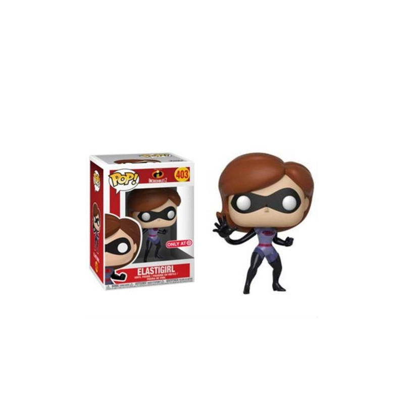 Figurine Pop Elastigirl Purple Suit Exclusive (Disney Les Indestructibles 2)