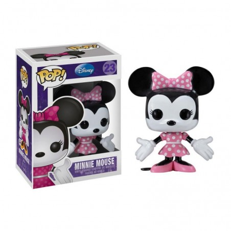 Figurine Pop Minnie Mouse (Disney)