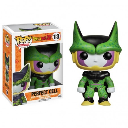 Figurine Pop Perfect Cell (Dragon Ball Z)