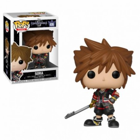 Figurine Pop Sora (Kingdom Hearts 3)