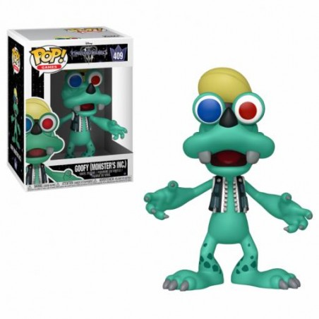 Figurine Pop Dingo Monster's Inc (Kingdom Hearts 3)