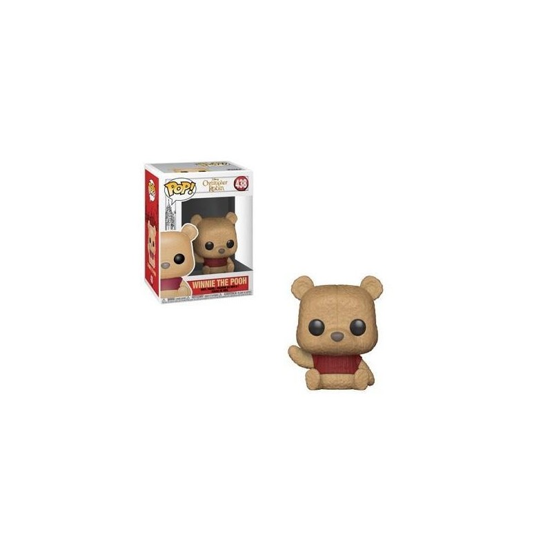 Figurine Pop Winnie l'ourson (Christopher Robin)