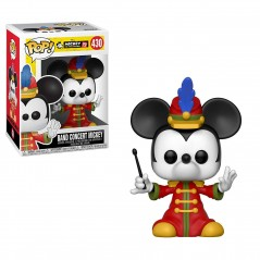 Figurine Band Concert Mickey (Disney Mickey 90 ans)