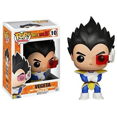 Figurine Vegeta (Dragon Ball Z)