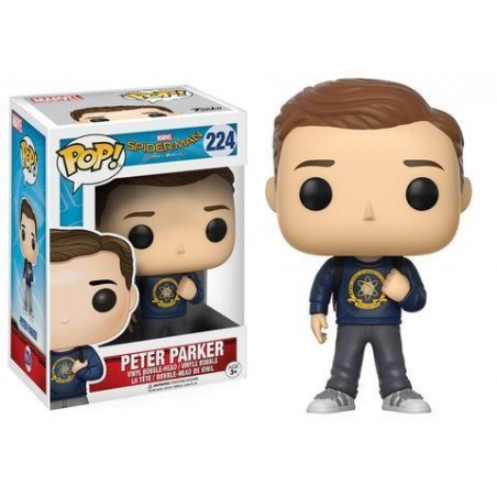 Funko Pop! Spider-Man Homecoming - Peter Parker