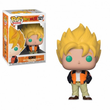 Figurine Goku Casual (Dragon Ball Z)