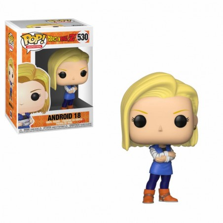 Figurine Android 18 (Dragon Ball Z)