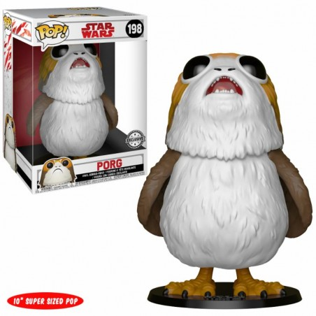 "Figurine Porg 10"" Exclusive (Star Wars)"